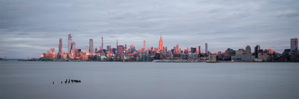 New York 3 Ways - No.2 Sun set - © Jon Kempner Photography