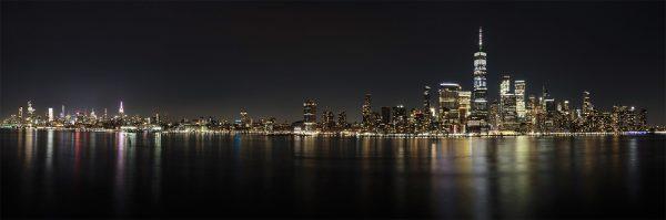 New York 3 Ways - No.3 Night - © Jon Kempner Photography