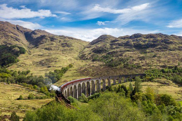 glenfinan-viaduct-scotland ©Jon Kempner Photography