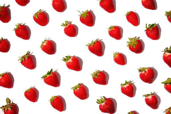 Strawberries ©Jon Kempner Photography