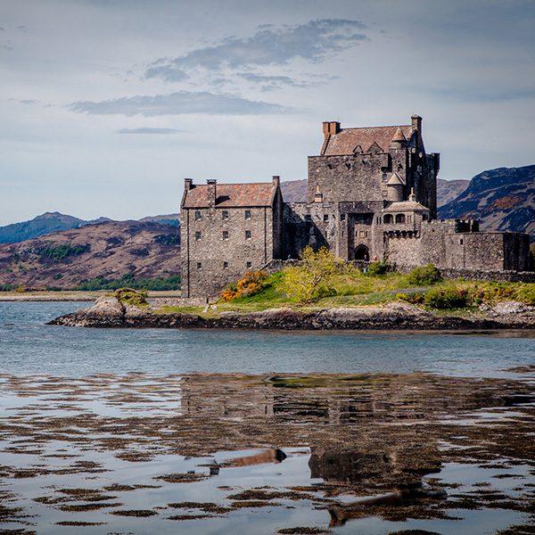 eilean-donon-castle-scotland ©Jon Kempner Photography